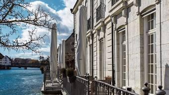 Das Palais Besenval prägt das Solothurner Stadtbild seit dem 18. Jahrhundert.