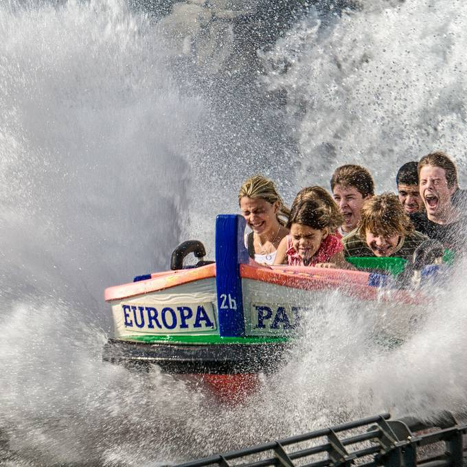 Europapark Fake Gewinnspiel