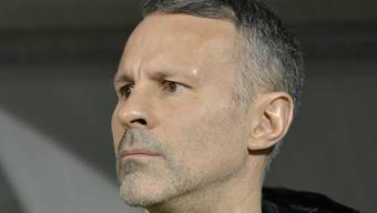Ryan Giggs, Trainer Wales (Bild: key).