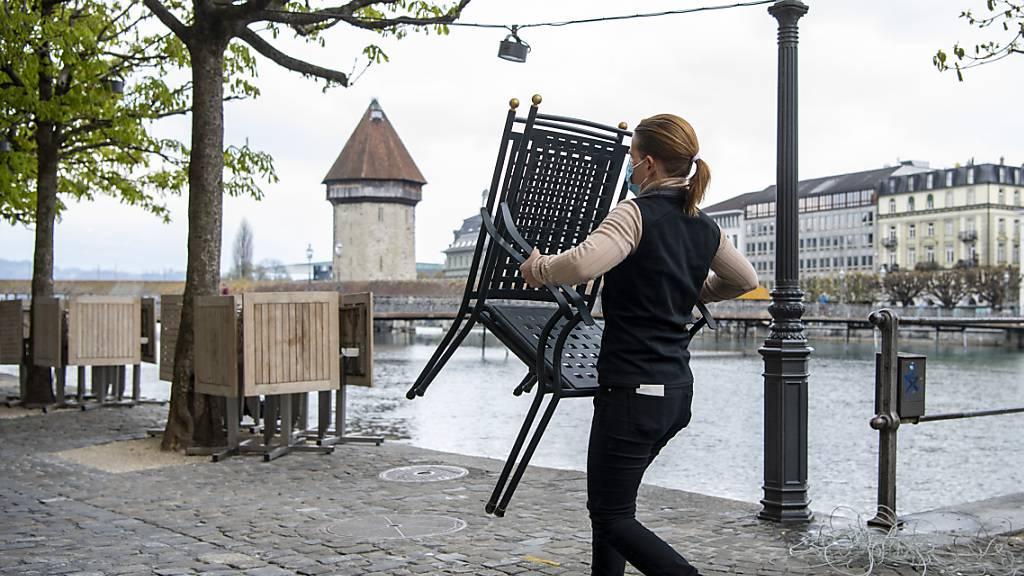 Bessere Aussichten für die Luzerner Wirtschaft