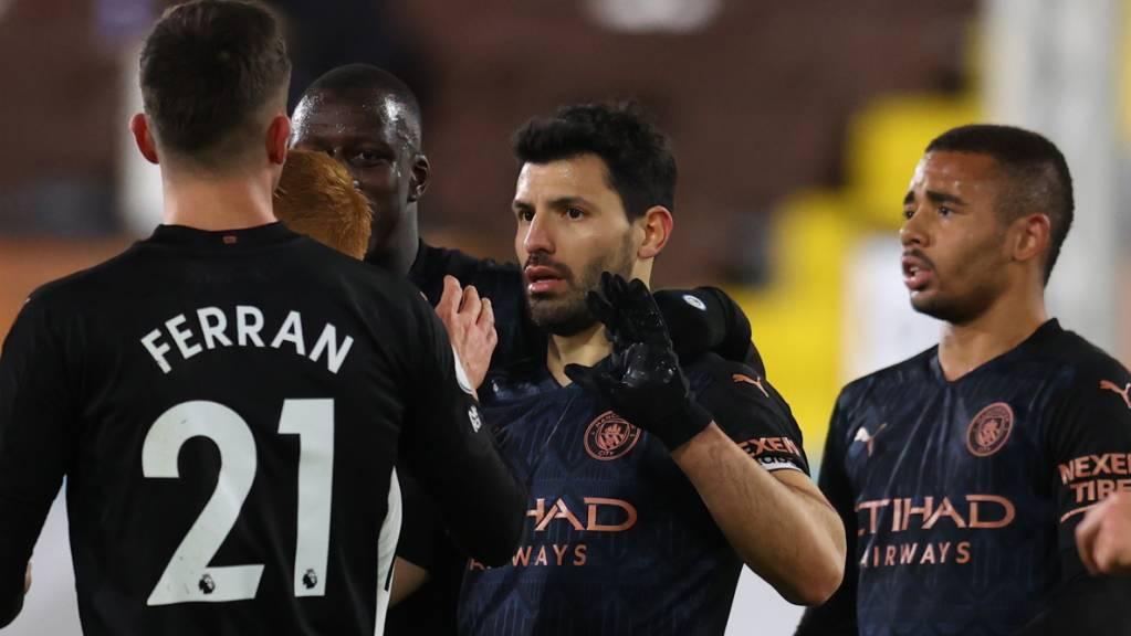 Er erzielte die meisten und wohl auch das wichtigste Tor in der Geschichte von Manchester City: Nun verlässt Sergio Agüero die Citizens zum Saisonende