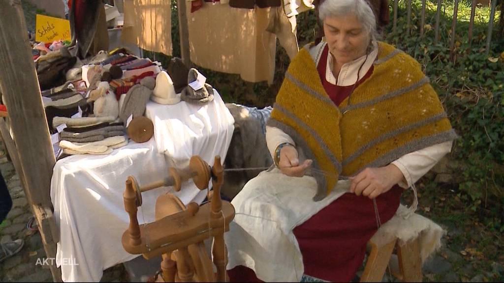 Mittelalterlicher Markt der Vielfalt
