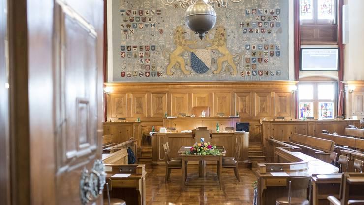 Der Kantonsrat hat die Beratung über insgesamt 46 Erklärungen zum konsolidierten Entwicklungs- und Finanzplan (KEF) aufgenommen: Blick in den Kantonsratssaal im Zürcher Rathaus. (Archivbild)