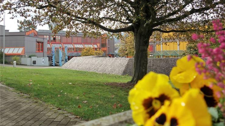 Jetzt ist die Situation auf dem Pausenplatz der Oberstufe Muri wieder entspannt. Bild: Eddy Schambron