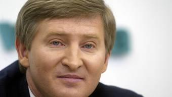 Oligarch Rinat Achmetow, der Käufer der fast 199-Millionen-Franken-Wohnung (Archiv)