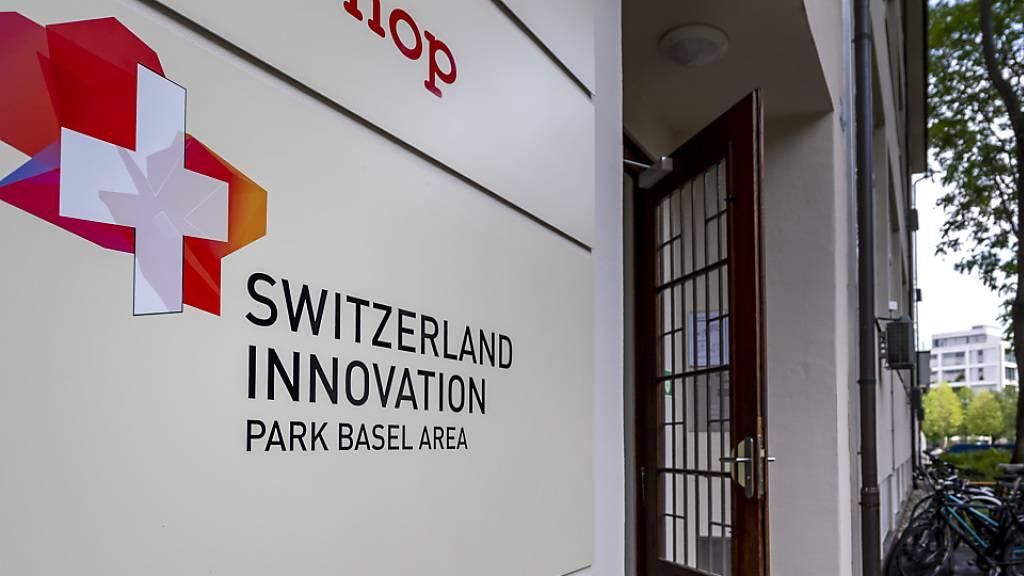 In St.Gallen und Buchs soll der «Innovationspark Ost» von Switzerland Innovation entstehen. Im Bild der im August 2020 eröffnete Standort in Basel. (Archivbild)