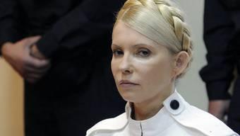 Ihre Behandlung provoziert Proteste: Julia Timoschenko (Archiv)