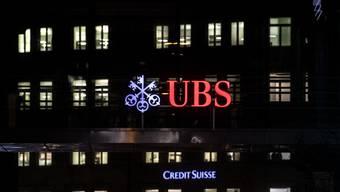 Schatten der Vergangenheit über den Schweizer Grossbanken.
