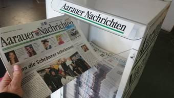 Die Gratiszeitung «Aarauer Nachrichten» bekommt einen neuen Chefredaktor.