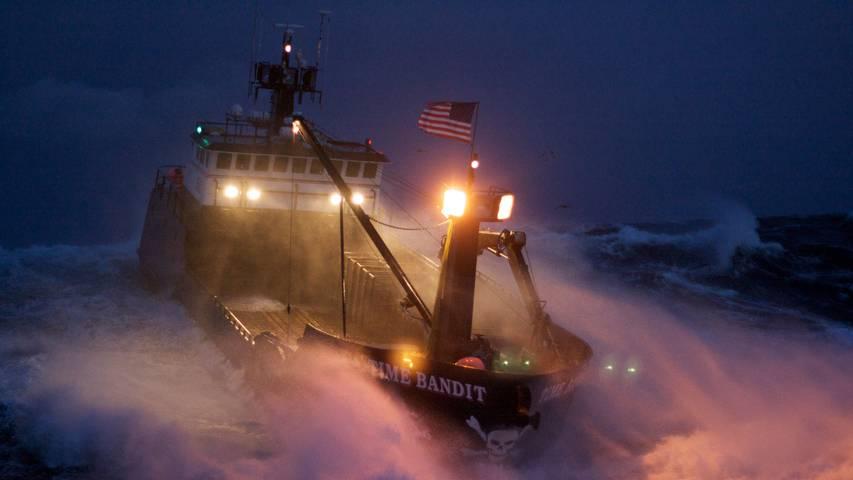 Fang des Lebens - Der gefährlichste Job Alaskas — Notfall auf hoher See