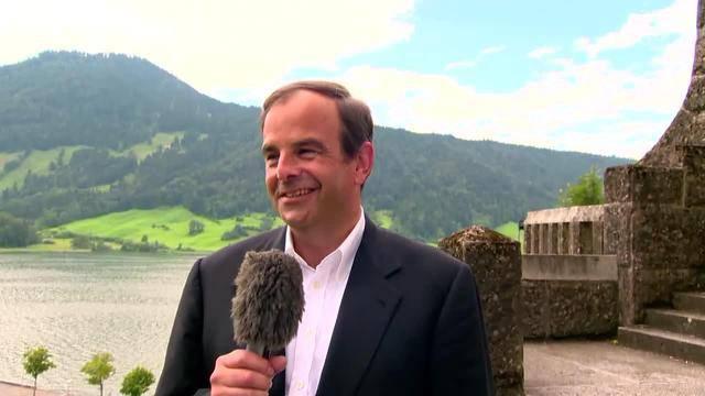 Gerhard Pfister, CVP-Präsident