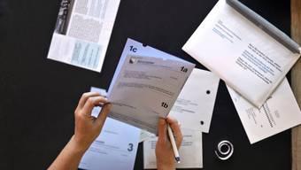 Am 27. September finden in der Schweiz nationale, kantonale und gemeinde Abstimmungen statt. (Symbolbild)