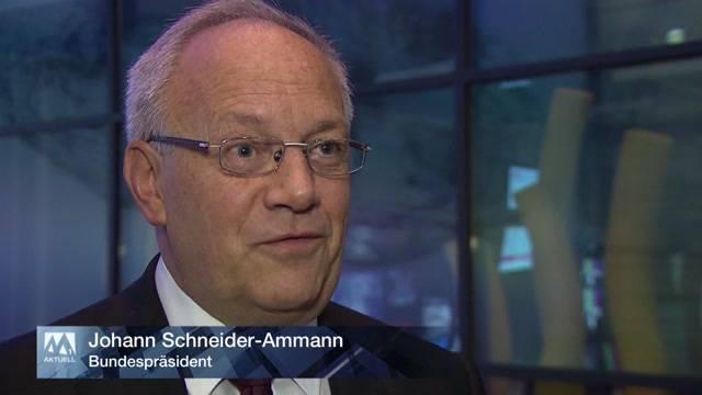 Johann Schneider-Ammann: Bundesrat überrascht von Alstom-Kahlschlag