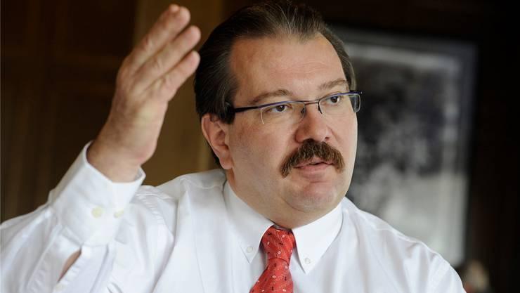 «Stadthof»-Wirt Josef Schüpfer geht als Gewinner aus der Gerichtsschlacht hevor.
