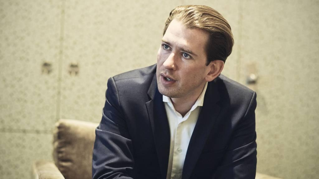 Österreichs Kanzler sichert Schweiz beim EU-Rahmenvertrag Hilfe zu