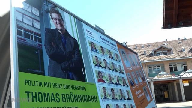 Dreikampf um Könizer Gemeindepräsidium