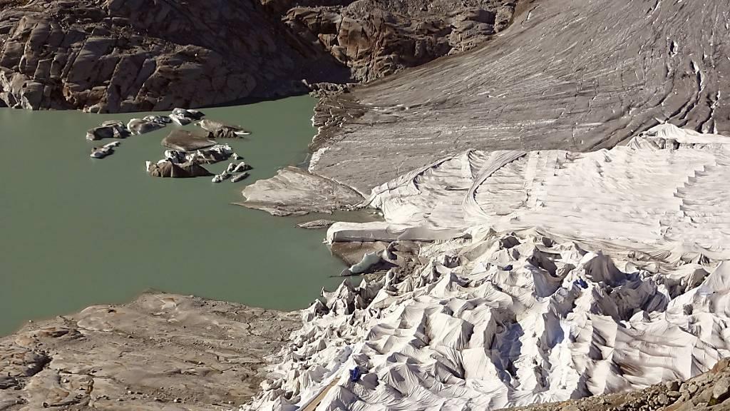 Der weltweite Massenverlust der Gletscher beschleunigt sich