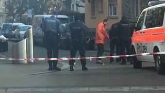 Schüsse in Zürich