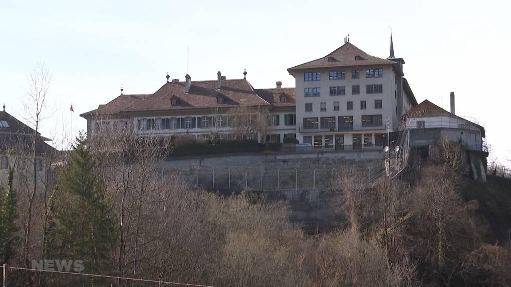 Psychischer Druck: Insasse der JVA Thorberg zündet sich an