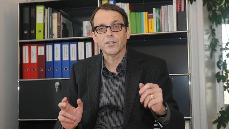 Peter Howald leitete während den vergangenen zehn Jahren das Basler Sportamt.
