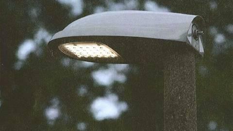 Dietikon setzt auch bei der Strassenbeleuchtung auf LED-Lampen.zvg