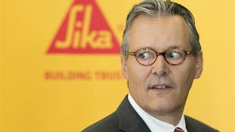 Paul Hälg soll als Verwaltungsratspräsident wiedergewählt werden.KEY