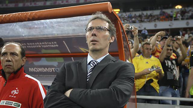 Laurent Blancs Equipe überzeugte in der Ukraine.