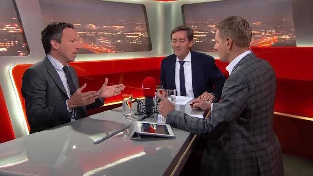 Widmer-Schlumpf spaltet die Schweiz