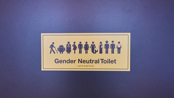 Ein Vorbild für die Uni Basel? Geschlechtsneutrale Toiletten gibt es in der Schweiz auch schon bei Google in Zürich.