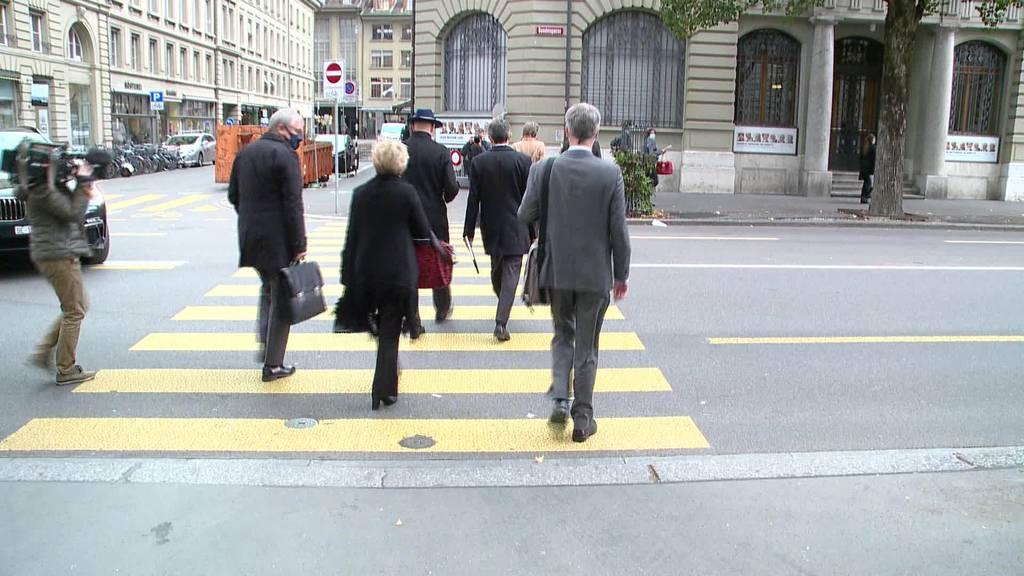 Krisengipfel: Bundesrat zur aktuellen Coronasituation