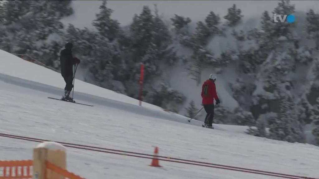 Kleine Skilifte Jubeln: Gute Saison mit viel Schnee