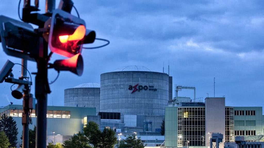 Das älteste Atomkraftwerk der Schweiz wird 50