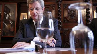 Heinz Müller geht nicht unbelastet in den Wahlkampf zu den Grenchner Gemeinderatswahlen 2013.