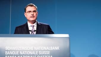 Macht Banken nicht glücklich: Nationalbankchef Thomas Jordan. Keystone