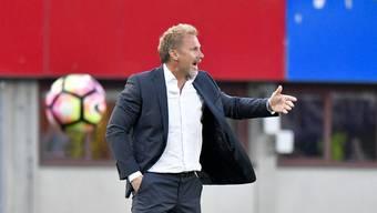 Steht Thorsten Fink bald wieder beim FC Basel an der Seitenlinie?