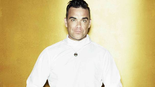 Robbie Williams wieder Papa!