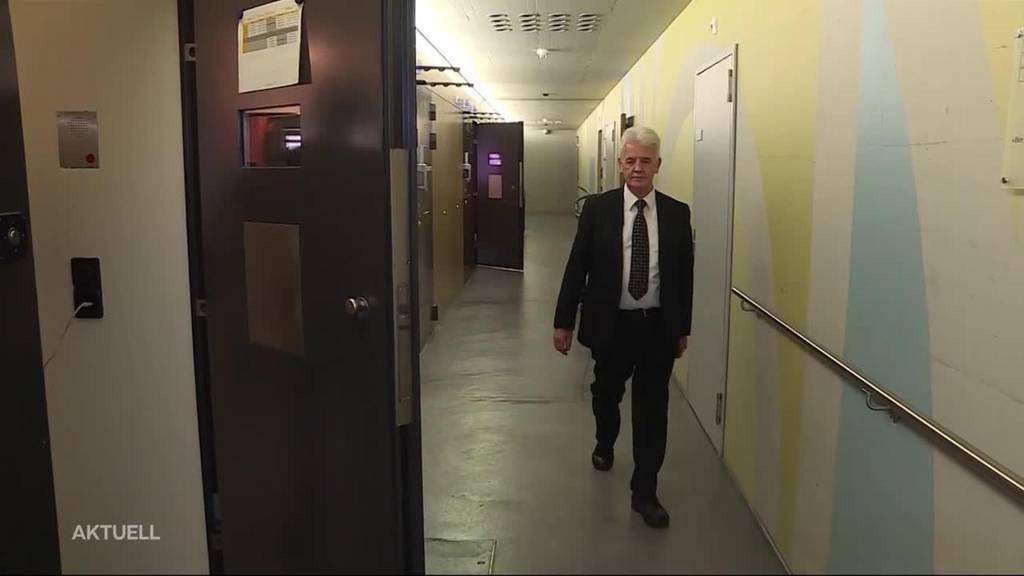 Leiter des  Zentralgefängnisses geht in den Ruhestand