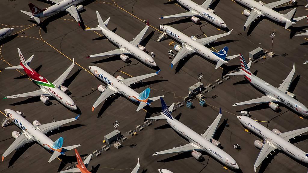 Ehemaliger Boeing-Testpilot wegen 737-MAX-Abstürzen beschuldigt