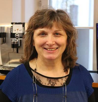 Helen Stierli, HR-Leiterin: «Es gab eine Zeit, da hatten wir keine Sitzungszimmer. Die Sitzungen wurden dann im Rössli abgehalten.»