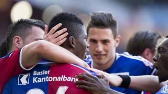 Die Spieler des FC Basel sind auf dem internationalen Markt begehrt.