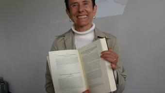 Die Wohler Historikerin Anne-Marie Dubler durchforschte in den letzten Jahren die Rechtsquellen der Freien Ämter.