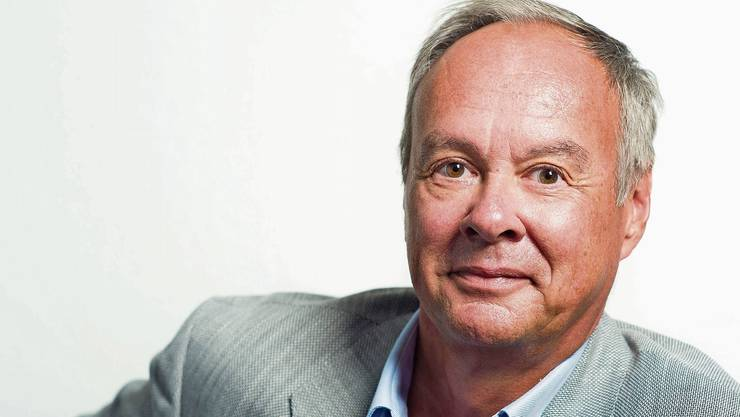 Seit neun Jahren präsidiert Hanspeter Weibel die Geschäftsprüfungskommission.