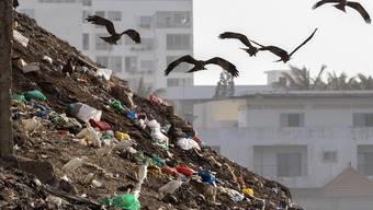 Plastikmüll ist ein globales Problem. Nun schlägt China einen radikalen Weg ein.