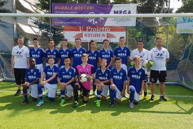 B-Junioren Saison 2018