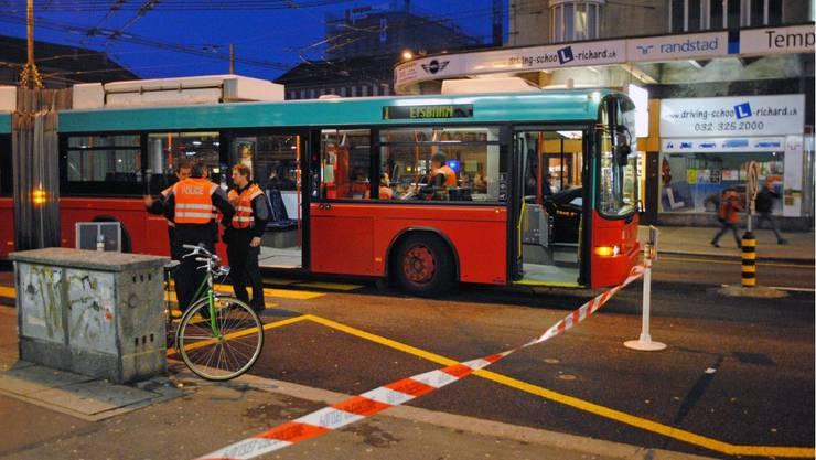 Bieler Linienbus erfasst Mädchen