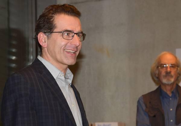 Geschäftsführer Rainer Hartmann freut sich auf das neue Wohnheim