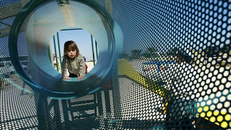 Es soll unter anderem ein neuer Kinderspielplatz entstehen. (Symbolbild)
