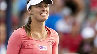 Hingis in New Haven früh out.