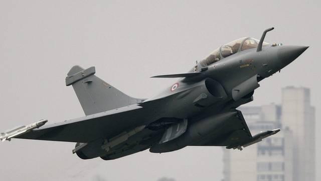 Kampfjet im Einsatz