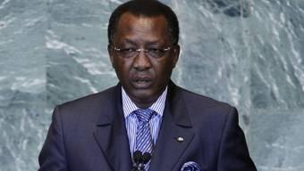 Regiert Tschad mit harter Hand: Präsident Déby (Archiv)